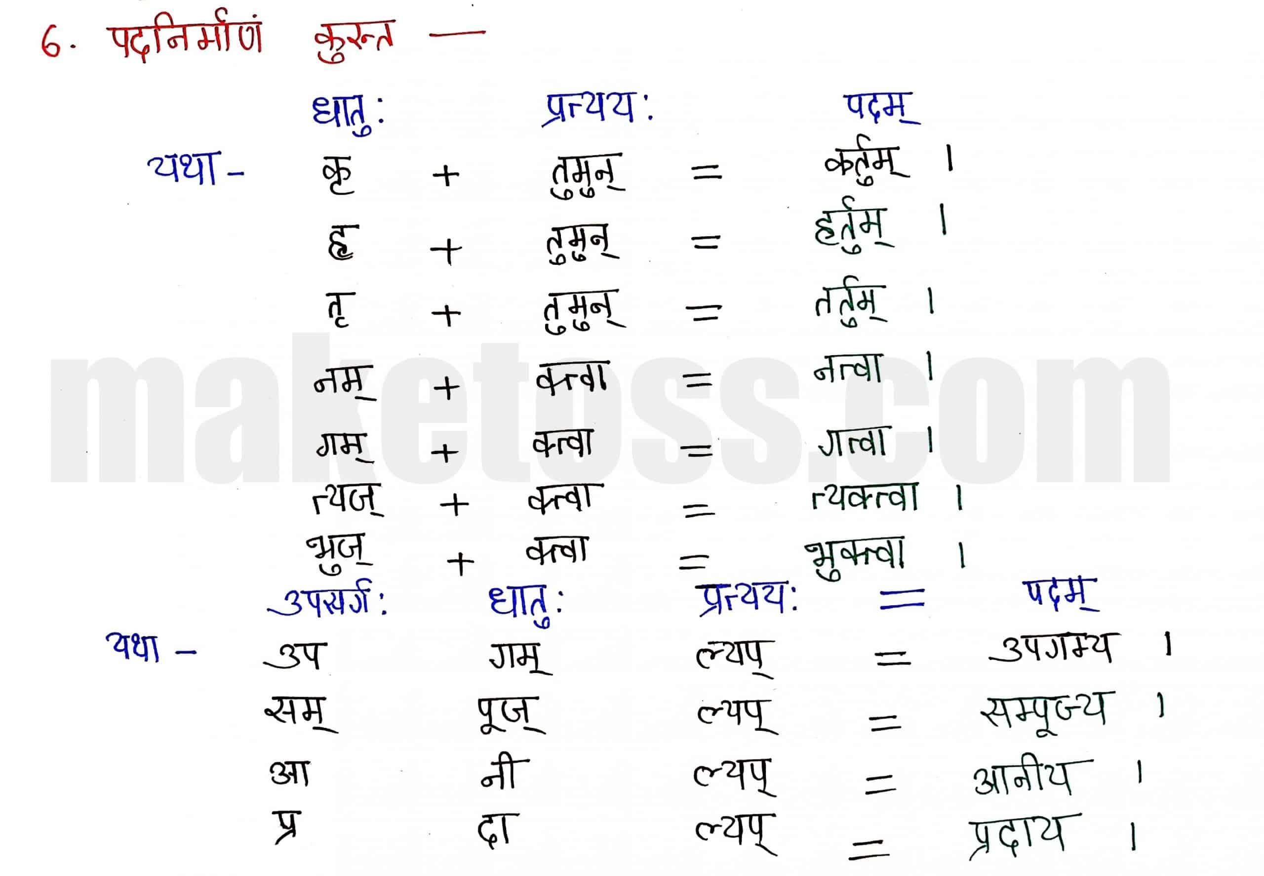 Sanskrit class 8 chapter 8-संसारसागरस्य नायकाः page 5